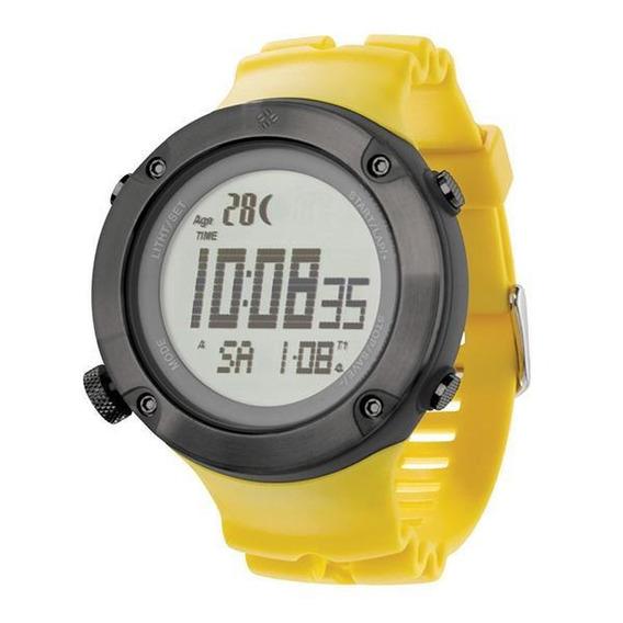 Relógio De Pulso Columbia Tidewater - Amarelo/preto