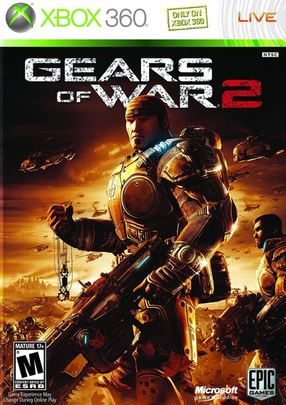 Gears Of War 2 Original Xbox 360