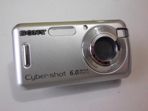 Tampa Frontal Câmera Sony Cyber-shot Dsc-s600 6.0 Megapixels