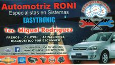 Easytronic Transmisiones Powershift Ford (meriva,corsa)omm
