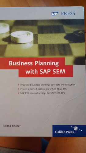 Business Planning With Sap Sem Software Ed Press