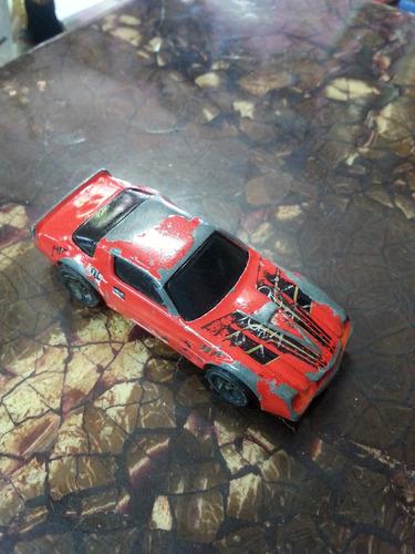 Carro Antiguo De Colección Mattel Made In Malaysia