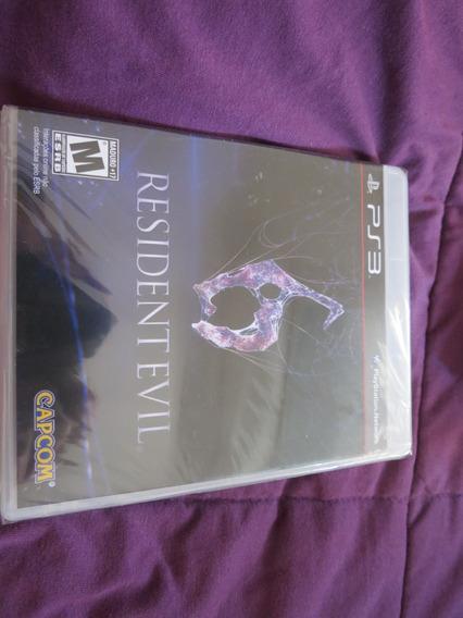 Resident Evil 6 Para Sony Playstation 3 Ps3 Capcom