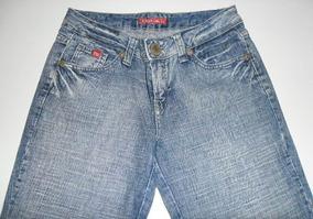 Calça Jeans Tentgirl 40 Feminina Feminino Promocao