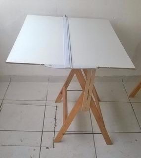 Mesa De Desenho J. Benício Design (a1) 80 X 100 Cm