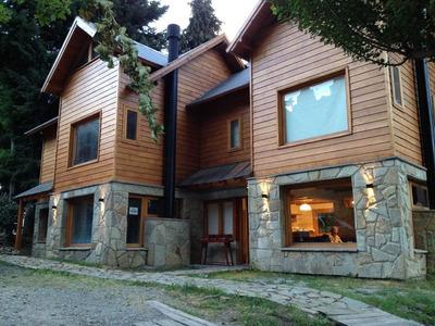 Cabaña San Martín De Los Andes-10 Pax.(temp.inv´16 Completa)
