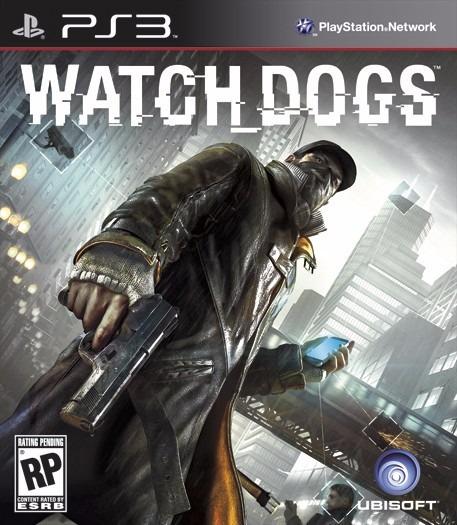 Watch Dogs Ps3 - Original - Lacrado