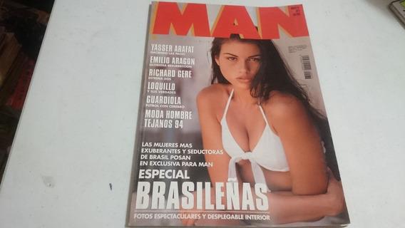 Especial Brasileñas Revista Man En Mercado Libre México