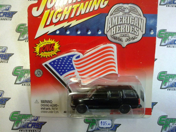 1997 Chevrolet Tahoe Pickup American Heroes Johnny Lightning