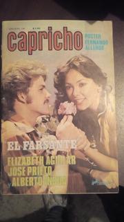 Elizabeth Aguilar Y Jose Prieto En Fotonovela Capricho
