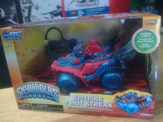 Skylanders Spitfire + Hot Streak -completamente Nuevo
