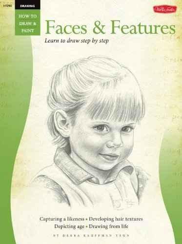 Dibujo: Caras Y Características: Aprende A Dibujar Paso A Pa