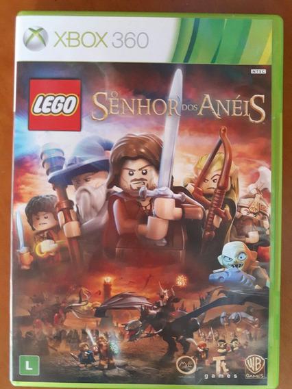 Lego O Senhor Dos Aneis Original Xbox 360