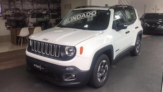 Jeep Renegade Sport Blindado Nível 3 A Hi Tech 2020