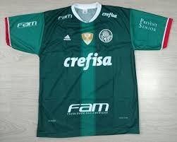 Camisa De Time Brasileiro E Da Europa