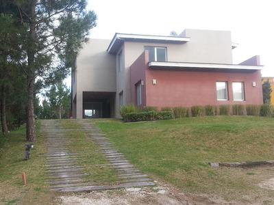 Alquiler Increible Casa En Costa Esmeralda!!!
