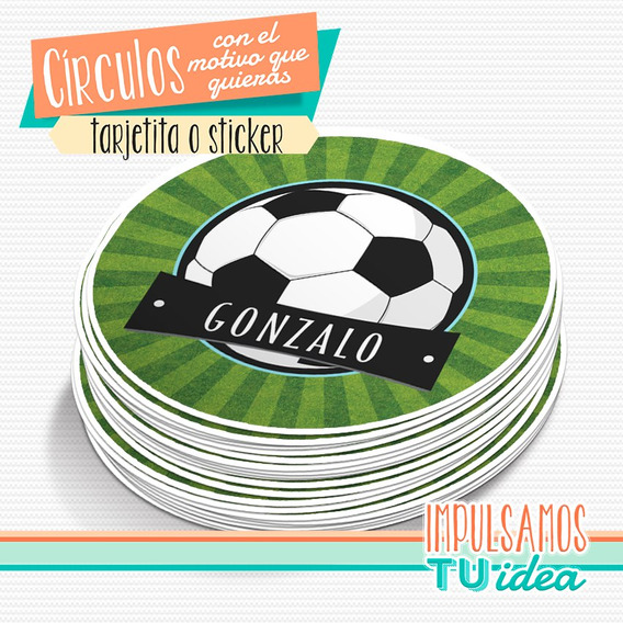 Fútbol - Topper Fútbol Para Imprimir