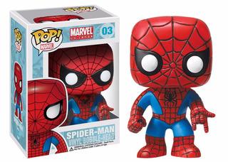 Spiderman 03 Marvel Universe Funko Pop Hombre Araña