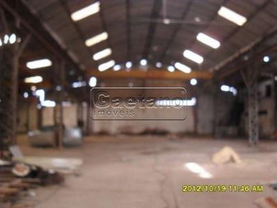 Galpao Industrial - Cangaiba - Ref: 5785 - L-5785