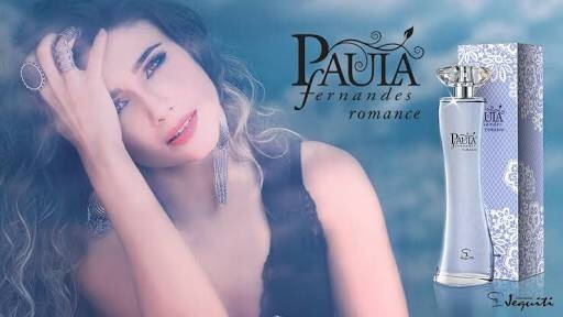 Perfume Paula Fernandes Romance