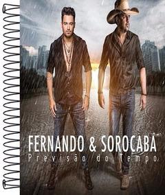 Caderno Fernando E Sorocaba De Anotações Com Adesivos