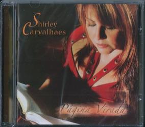 Cd Shirley Carvalhaes Página Virada .biblos