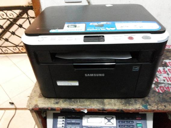 Impressora Multifuncional Samsung Scx 3200 Funcionando