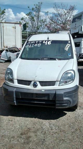 Sucata Renault Kangoo 2012 1.6 16v Flex