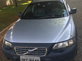 Volvo Xc 70 Ano 2001. Carro Novo Km Só De Estrada. Blindado.