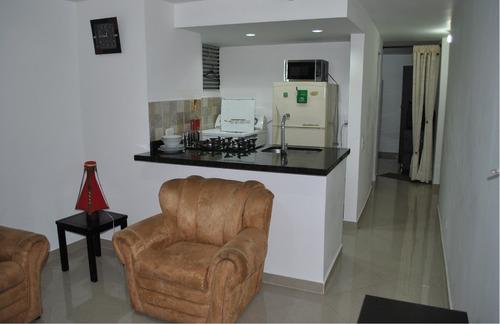 Imagen 1 de 6 de Apartamento Amoblado Por Días En Medellín