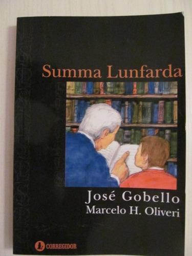 Summa Lunfarda - Jose Gobello