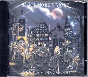 Blackmores Night - Under A Violet Moon Cd Lacrado Frete R$10