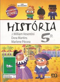 História 5º Ano Coleção Aprendendo Sempre William