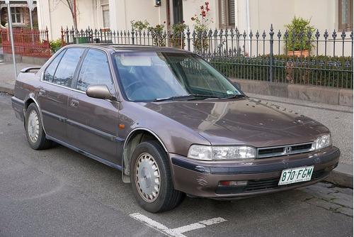 Manual De Taller Honda Accord (1989-1993) Español