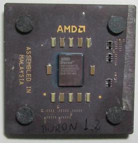 Processador Amd Socket 462 Duron 1200 Mhz ( 1.2ghz )