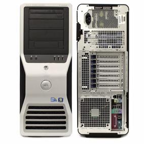 Workstation Dell T7500/2 Cpu/24 Nucleos Logicos/32gb/hd1.5tb