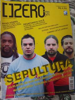 Revista Zero 04 - Sepultura