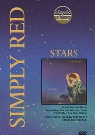 Dvd - Simply Red - Stars - 90 Minutos - Envios X Oca.-