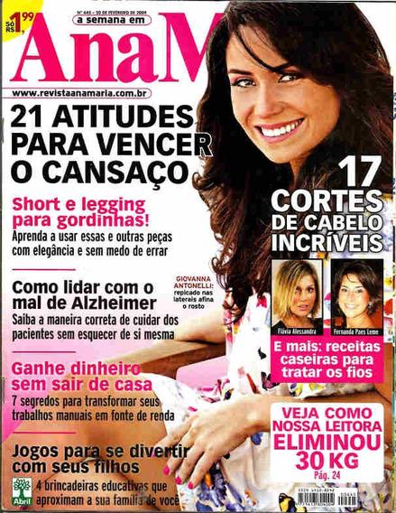 Ana Maria 645 * 20/02/09 * Giovanna Antonelli