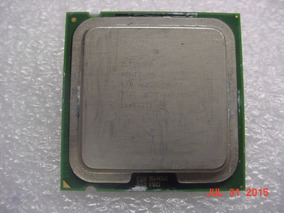 Processador Pentium D 820 2.8ghz/2m/800 Lga 775 S/ Cooler