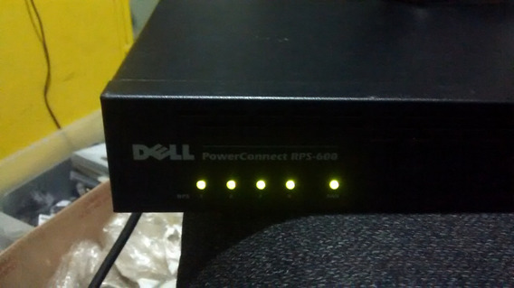 Fonte Redundante Dell Powerconnect Rps-600 (986a)