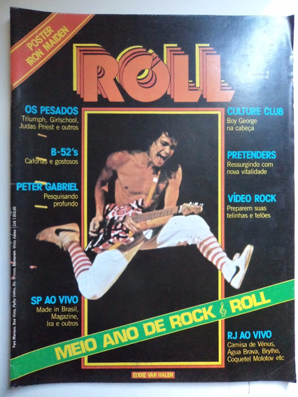 Revista Roll - Ano 1 - N 6