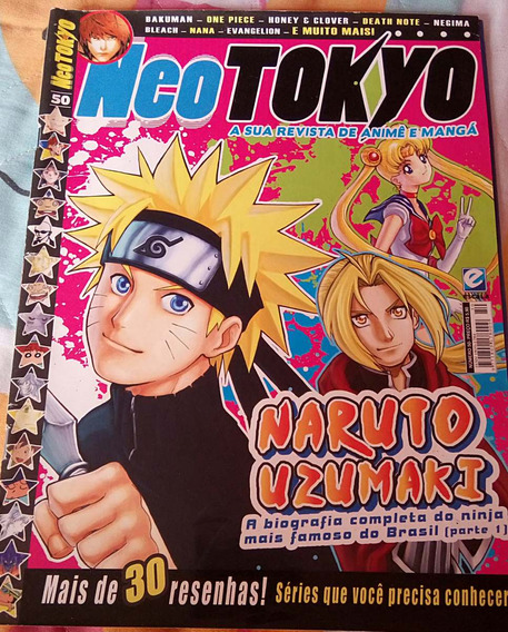Revista Neo Tokyo