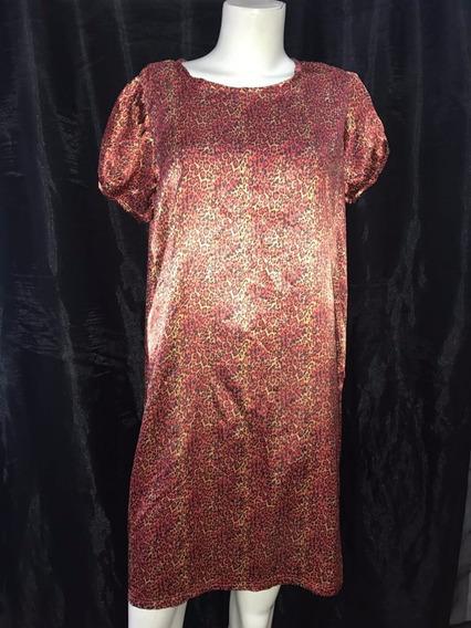 Vestido De Seda Nahia