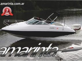 Lancha Amarinta 620 Cuddy Casco Sin Motor 2018 Nueva 0 Hs
