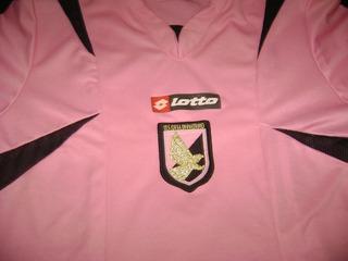 Camisa Palermo Italia