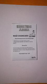 Alimento Para Gallinas Crianza 20 Kilos De Maiz Barratisimo