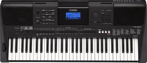 Organo Yamaha Psre463 61 Teclas Usb Sensibilidad Efectos