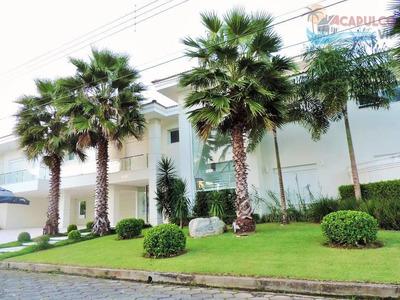 Guarujá Jardim Acapulco Mansão Com 08 Suítes - Codigo: Ca0014 - Ca0014