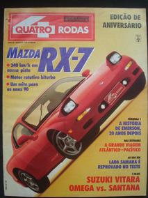 4 Rodas 385 Agosto De 1992